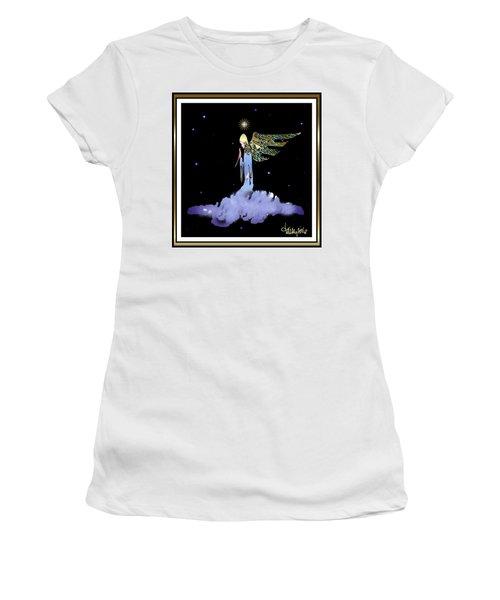 Heavenly Visit Women's T-Shirt