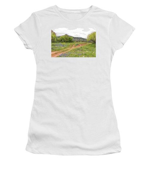 Texas Hill Country Women's T-Shirt