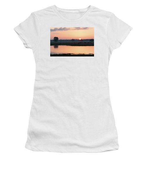 Texas Sunrise Women's T-Shirt