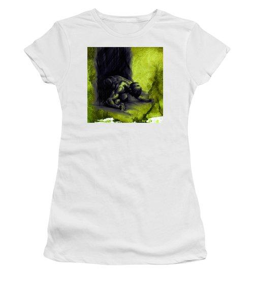 Textured Frustration Women's T-Shirt