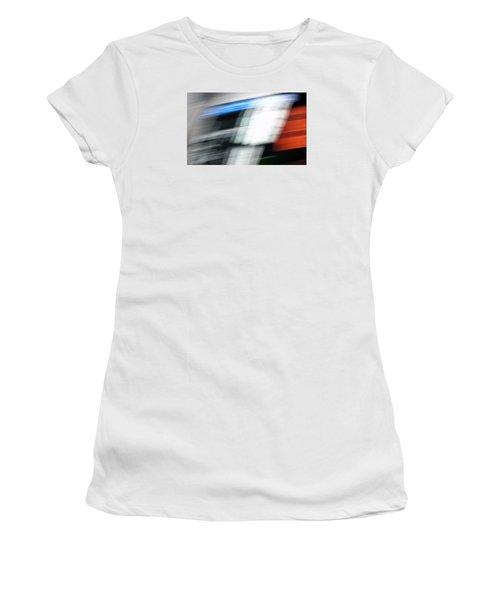 TGV Women's T-Shirt (Junior Cut) by Steven Huszar