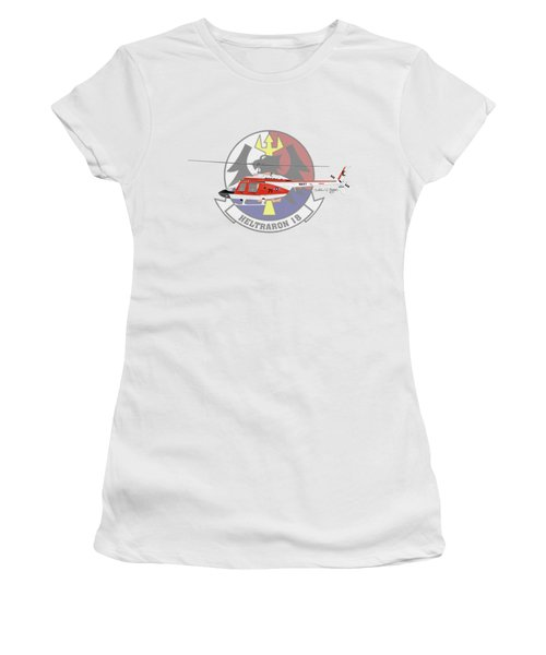 Th-57c Ht-18 Women's T-Shirt (Athletic Fit)