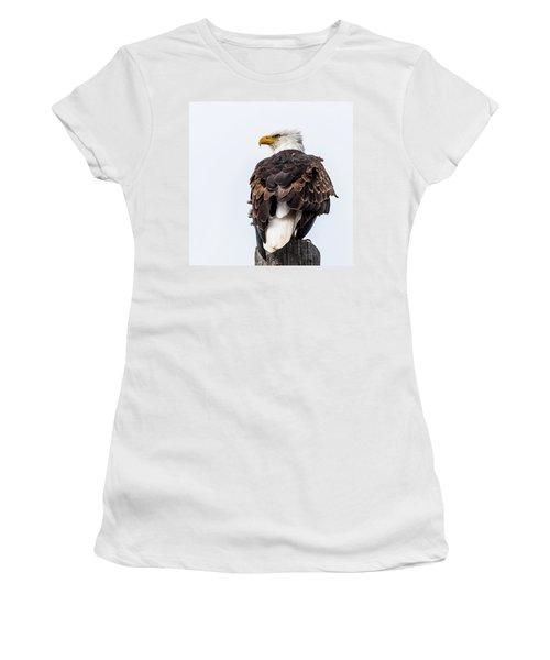 The Alert Women's T-Shirt (Athletic Fit)