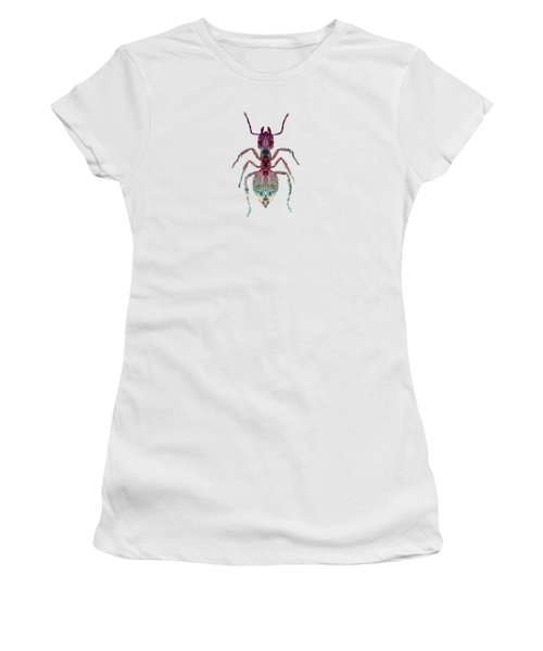 The Ant Women's T-Shirt (Athletic Fit)