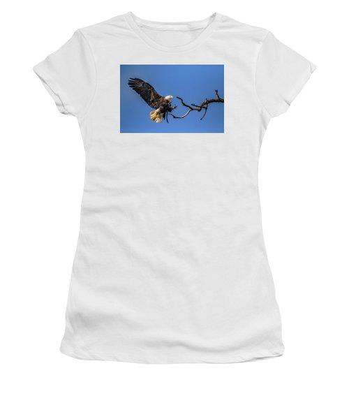 The Approach Women's T-Shirt (Junior Cut)