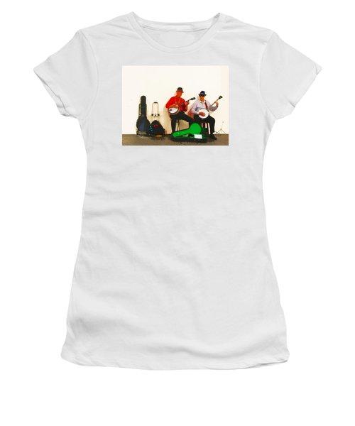 The Banjo Dudes Women's T-Shirt