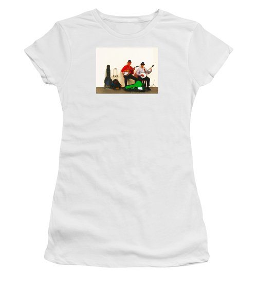 The Banjo Dudes Women's T-Shirt
