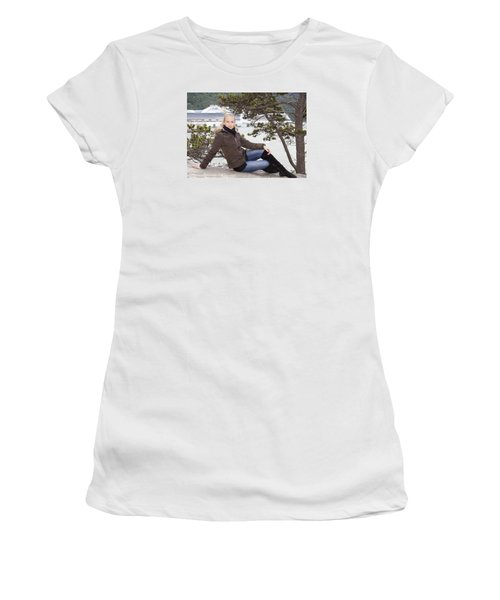 The Beautiful Traveler Women's T-Shirt (Athletic Fit)
