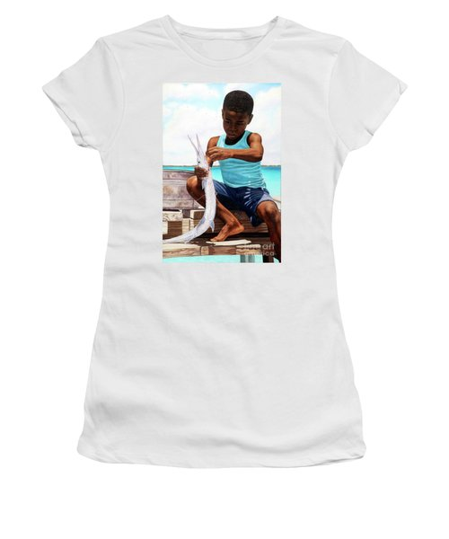 The Big Catch Women's T-Shirt