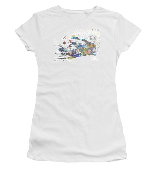 The Big Train Women's T-Shirt