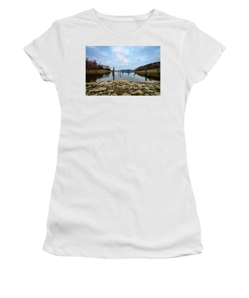 The Bottom Of The Lake Women's T-Shirt