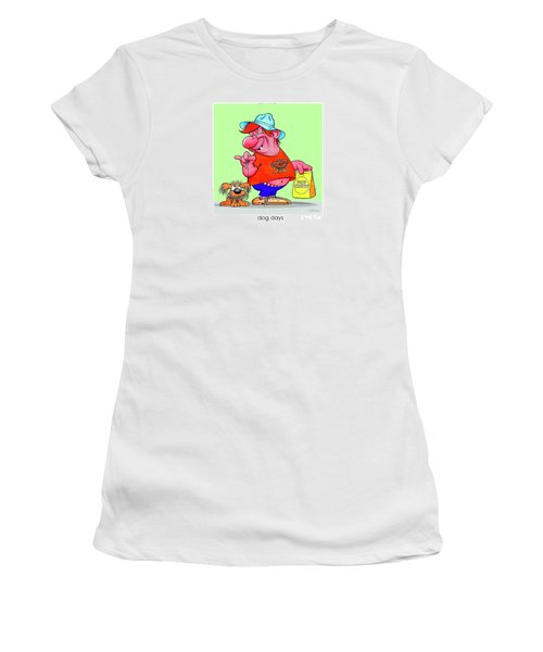 The Bozo Collection 4 Women's T-Shirt (Athletic Fit)
