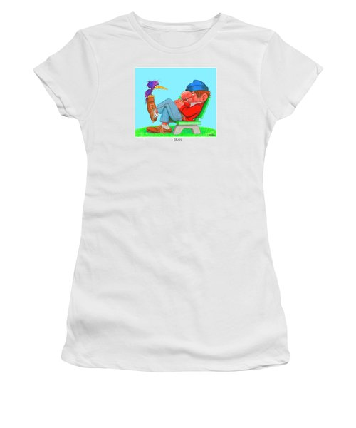 The Bozo Collecton 3 Women's T-Shirt (Athletic Fit)
