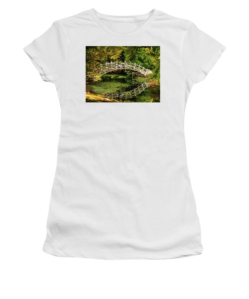 The Bridge Women's T-Shirt (Junior Cut) by Martina Thompson
