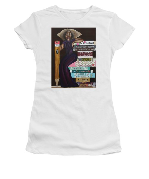 The Chapters Of My Life Women's T-Shirt