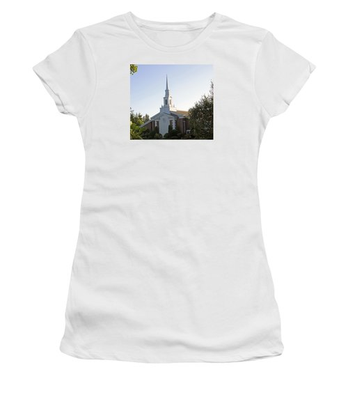 The Church Of Jesus Christ Of Later Day Saints Women's T-Shirt (Athletic Fit)