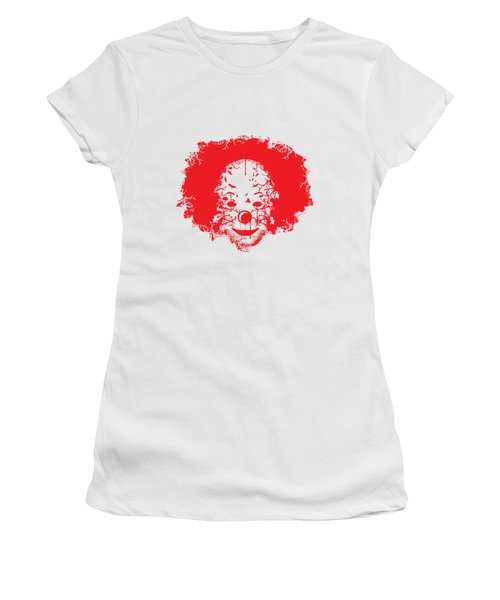 The Clown Women's T-Shirt (Athletic Fit)