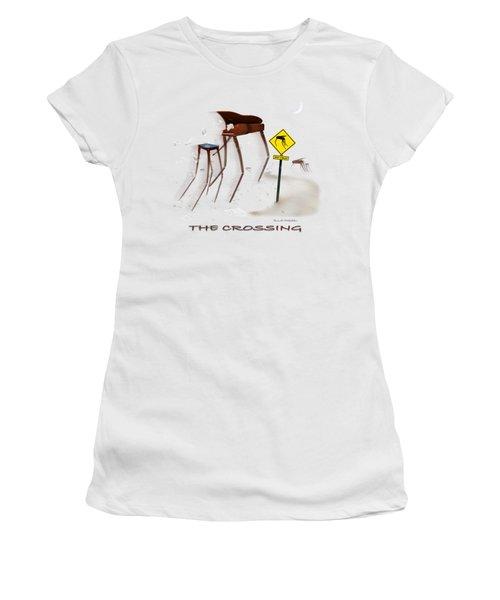 The Crossing Se Women's T-Shirt