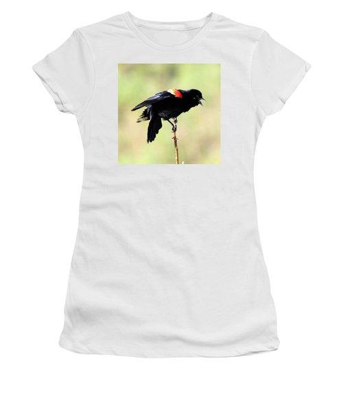 The Dance Women's T-Shirt (Athletic Fit)