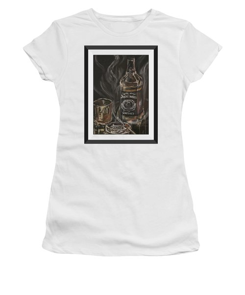 The Divorcee Women's T-Shirt (Athletic Fit)
