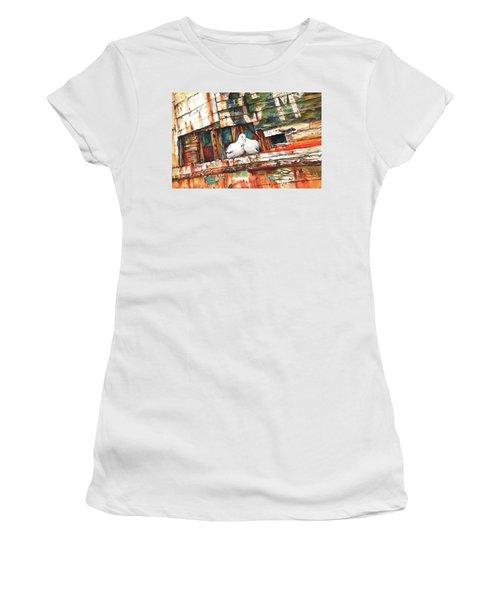 The Dove Boat Women's T-Shirt
