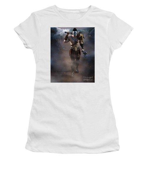 The Dragon Master Women's T-Shirt