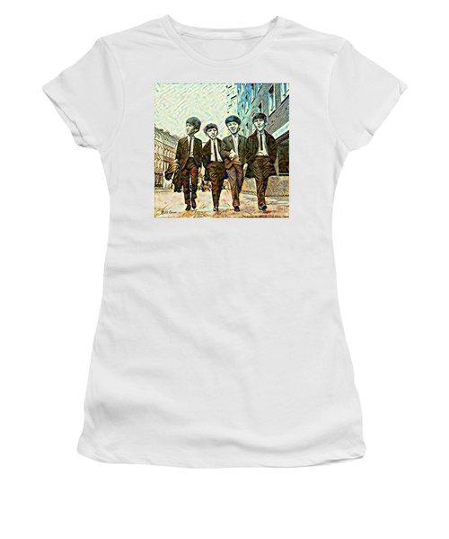 The Fab Four Women's T-Shirt