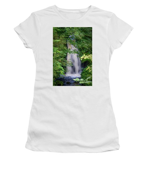 The Falls At Patie's Mill Women's T-Shirt (Athletic Fit)