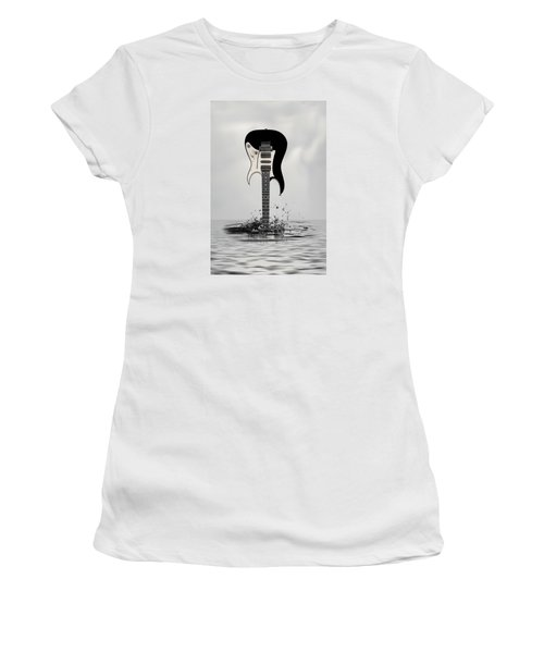 The Final Cut Women's T-Shirt (Junior Cut) by Angel Jesus De la Fuente