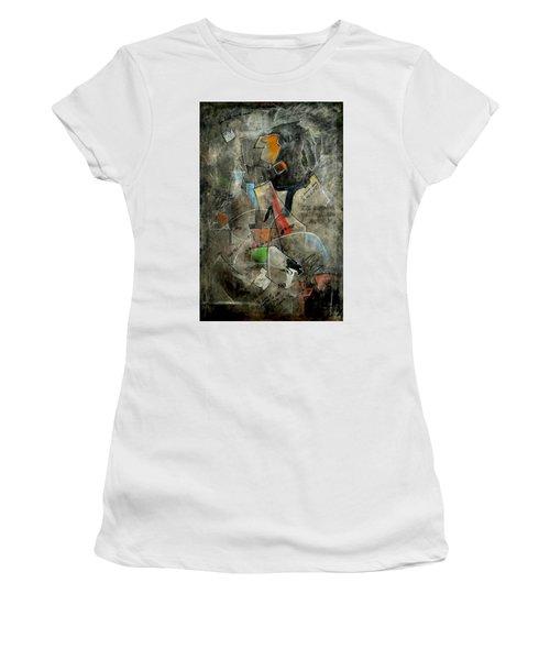 The Fine Line Women's T-Shirt (Athletic Fit)