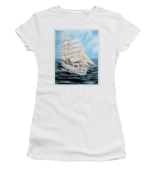 The Fortune Is Coming Women's T-Shirt