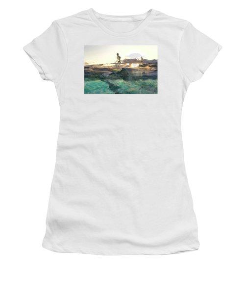 The Glass Ocean Women's T-Shirt