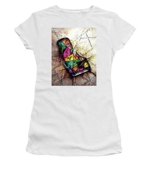 The Grand Illusion  Women's T-Shirt (Athletic Fit)