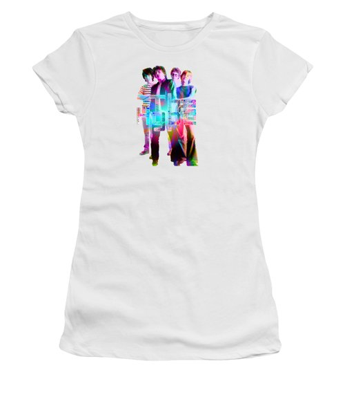 The Hype Women's T-Shirt (Junior Cut) by Clad63