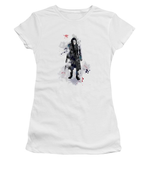 The Joker Women's T-Shirt (Athletic Fit)