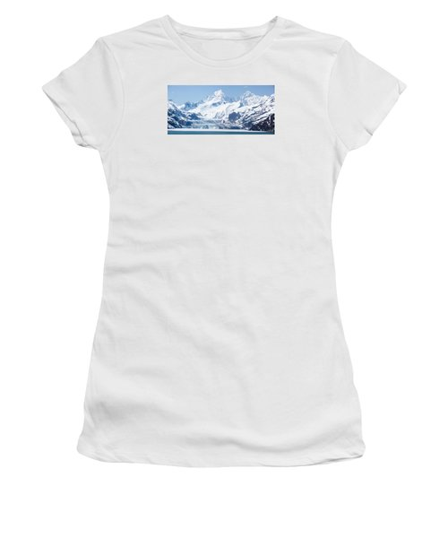 The Land Of Ice Women's T-Shirt (Athletic Fit)