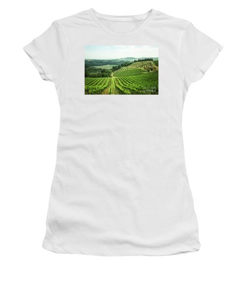 The Land Of Plenty Women's T-Shirt