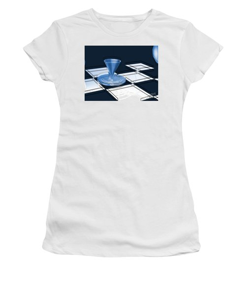The Last Chess Pawn Women's T-Shirt (Athletic Fit)