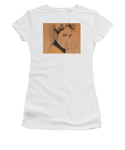 The Late Prince Rogers Nelson Women's T-Shirt (Athletic Fit)