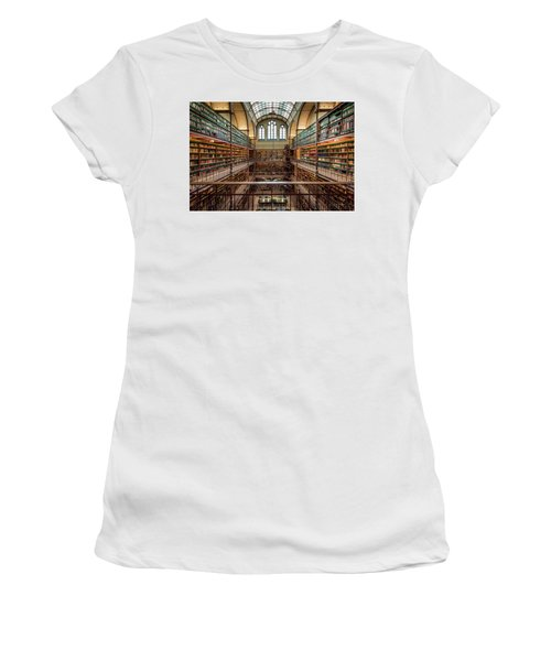 The Library Women's T-Shirt