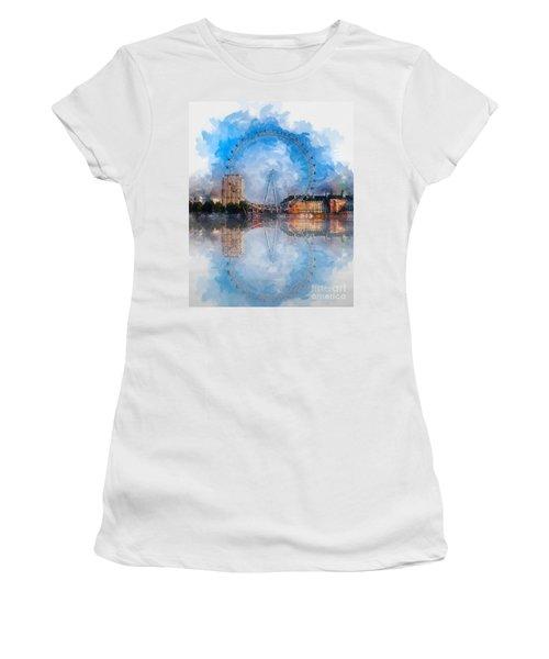 The London Eye Women's T-Shirt
