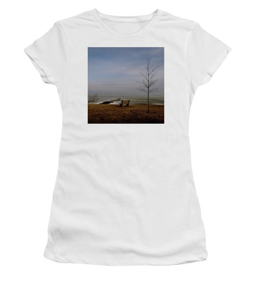 The Lonely Bench Women's T-Shirt