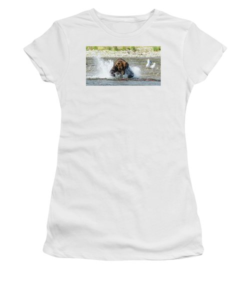 The Lunge Women's T-Shirt