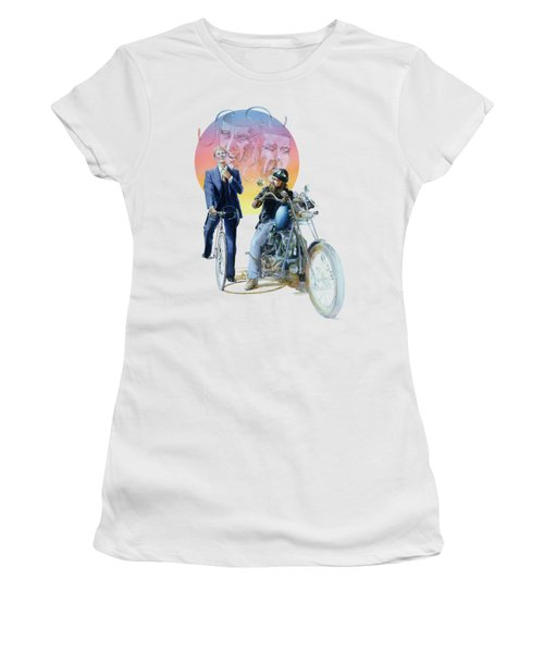 The Missionary And The Angel Women's T-Shirt (Athletic Fit)
