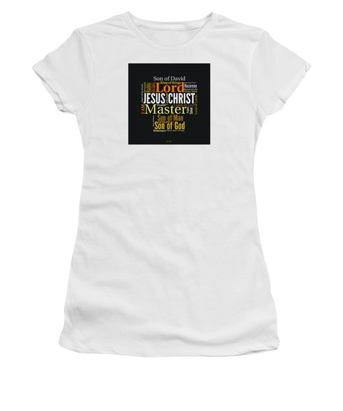 The Names Of The King Women's T-Shirt (Athletic Fit)
