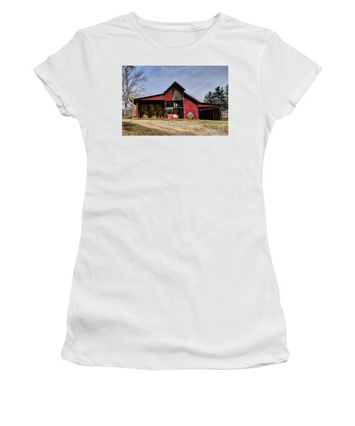 The New Barn Women's T-Shirt (Athletic Fit)