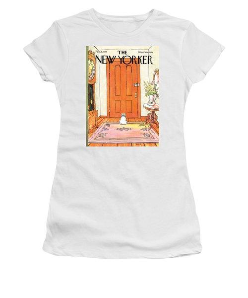 The Long Wait Women's T-Shirt