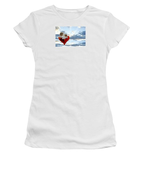 The Nuttings Are Coming Women's T-Shirt (Athletic Fit)