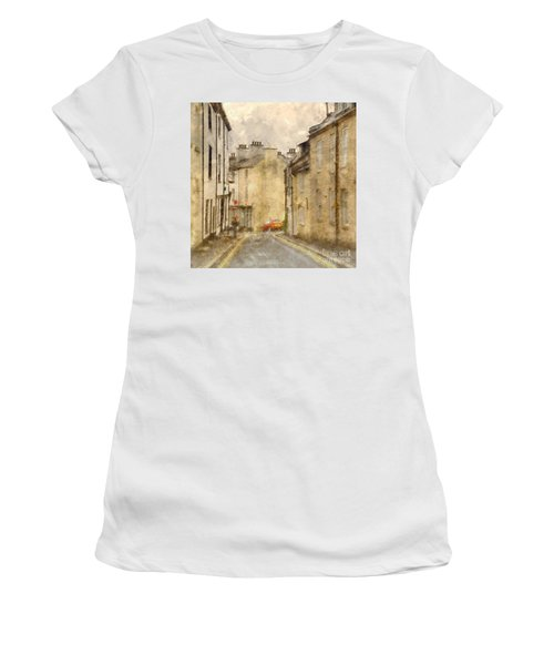 The Old Part Of Town Women's T-Shirt (Athletic Fit)