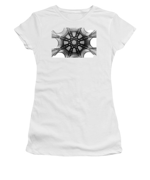 The Palace Of Fine Arts Dome Women's T-Shirt
